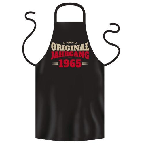 Anniversaire Barbecue Tablier 1965 Kochschürze Cool Proverbes 54 ans Cadeau au 54