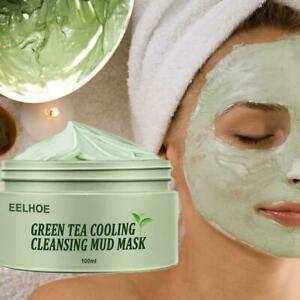 30/100ml Green Tea Purifying Clay Stick M-ask Oil Control Best Clean Face N7L0