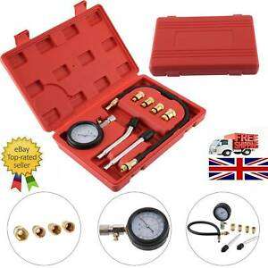 Diesel-Petrol-Engine-Cylinder-Pressure-Tester-Car-Compression-Gauge-Test-Kit-UK