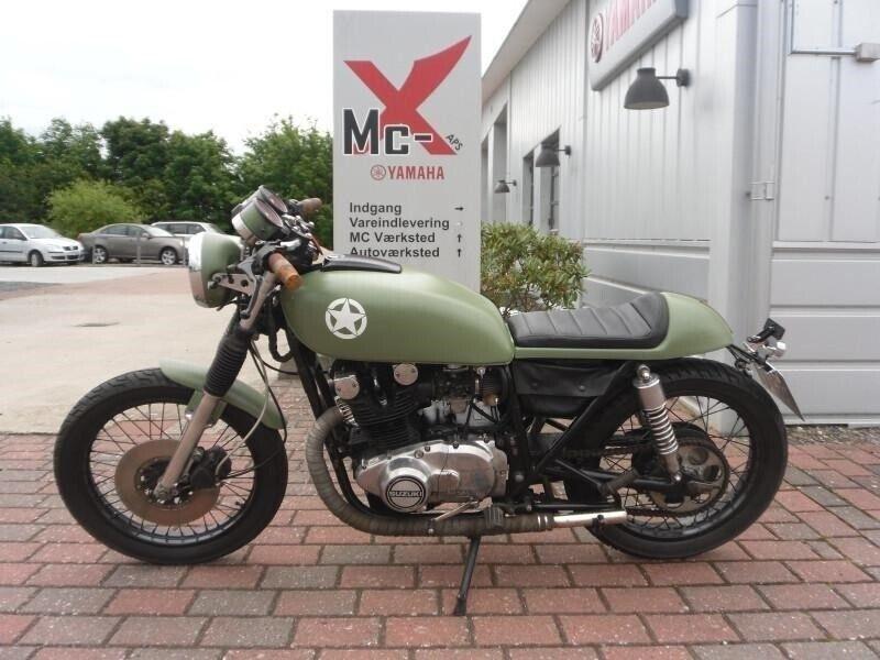 Suzuki, GS 400, ccm 398