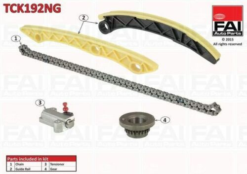 Timing Chain Kit for HONDA FR-V 1.8 R18A1 Petrol FAI