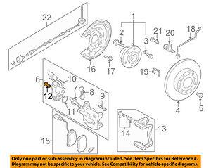 image is loading vw-volkswagen-oem-09-17-tiguan-brake-rear-