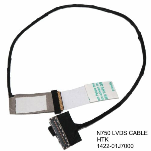 NEW for Asus N750J N750JK N750JV N750 R750J series LVDS lcd video cable