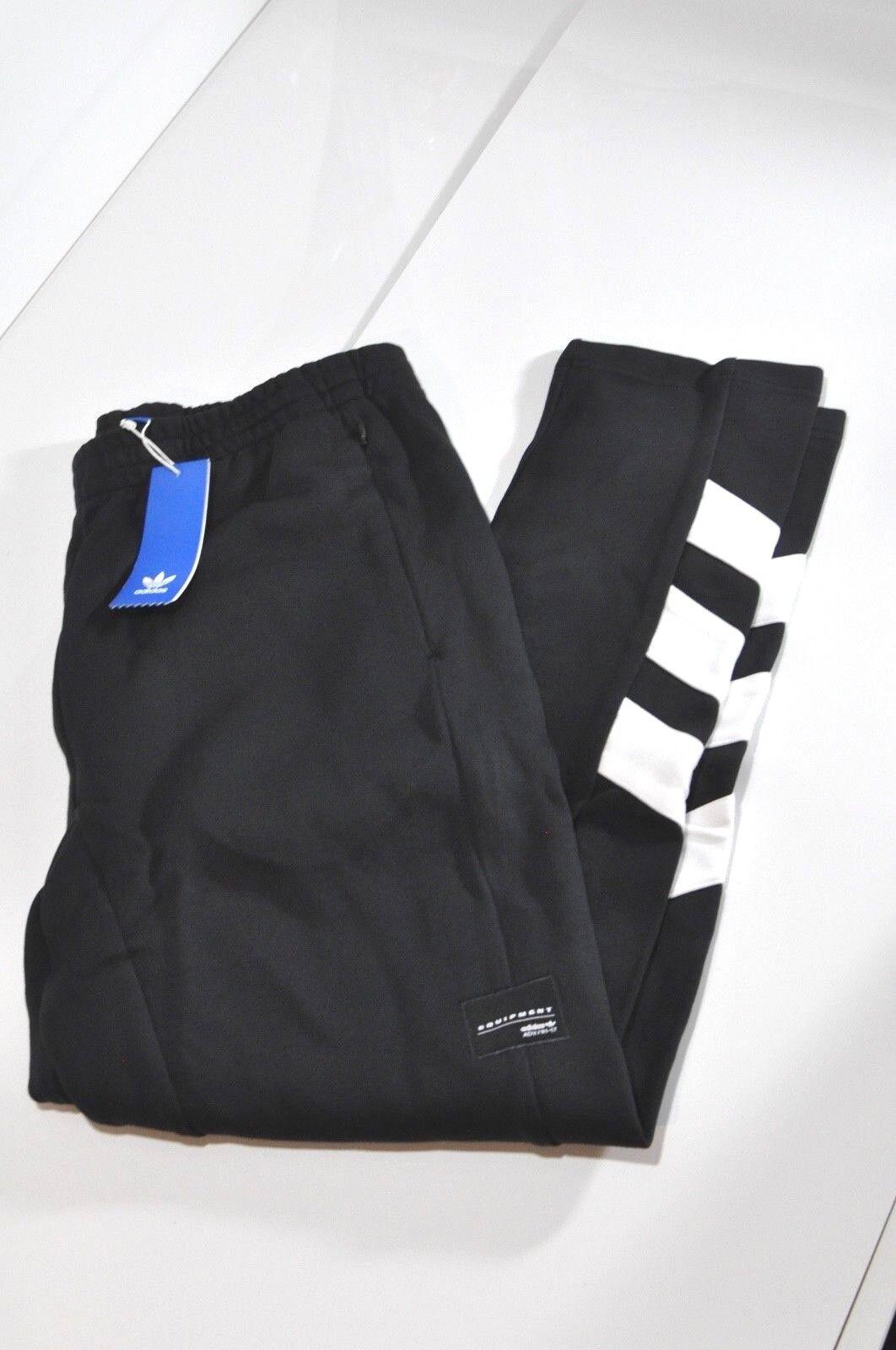 Adidas Originals felszerelés EQT nadrág férfi XL fekete / fehér