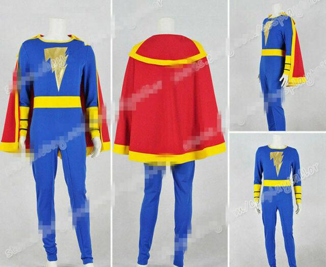 Captain Marvel Cosplay Jr Junior Freddy Freeman Costume Blue Jumpsuit Good Sell Custom Size Order For Sale Online Ebay 4.4 out of 5 stars 9. captain marvel cosplay jr junior freddy freeman blue jumpsuit costume ff 1013