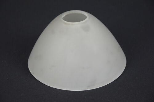 K1060 Ø ca Lampenschirm Glas Ersatz E27 Glasschirm weiß 17 cm