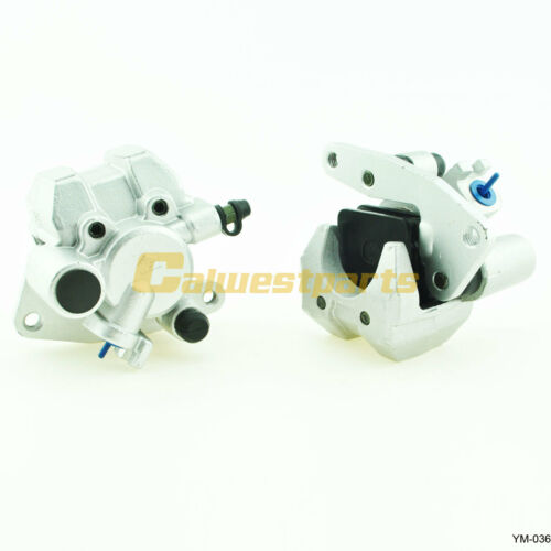 Front Brake Caliper Set For YAMAHA WOLVERINE 450 2006-2010 YFM450 Left/&Right