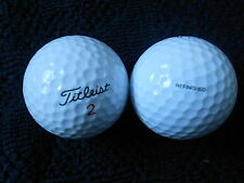 "20 TITLEIST - ""REFINISHED"" - ""MIXED MODELS"" - Golf Balls - ""PEARL/A"" Grades."