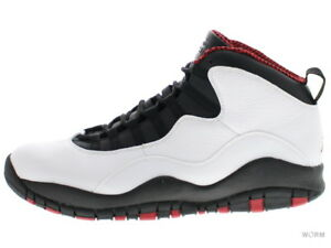 new style 5e3f7 4eee6 Image is loading AIR-JORDAN-RETRO-10-034-CHICAGO-034-310805-