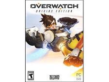 Overwatch: Origins Edition- PC Battlenet CD Key Game Code [GLOBAL]