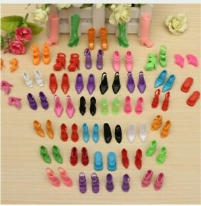 m-40-PAIA-DI-SCARPE-PER-BARBIE-ACCESSORI-40-BARBIE-DOLL-SHOES