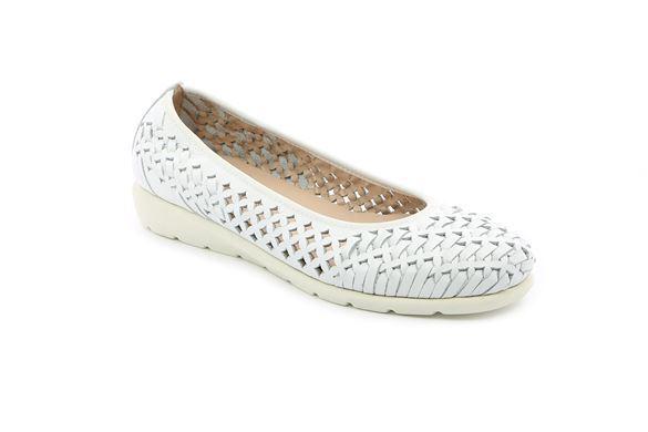Zapatos de mujer baratos zapatos de mujer Descuento por tiempo limitado GRUNLAND  SC3709 DADA SCARPA  DONNA ZEPPETTA PELLE TRAFORATA COMODA