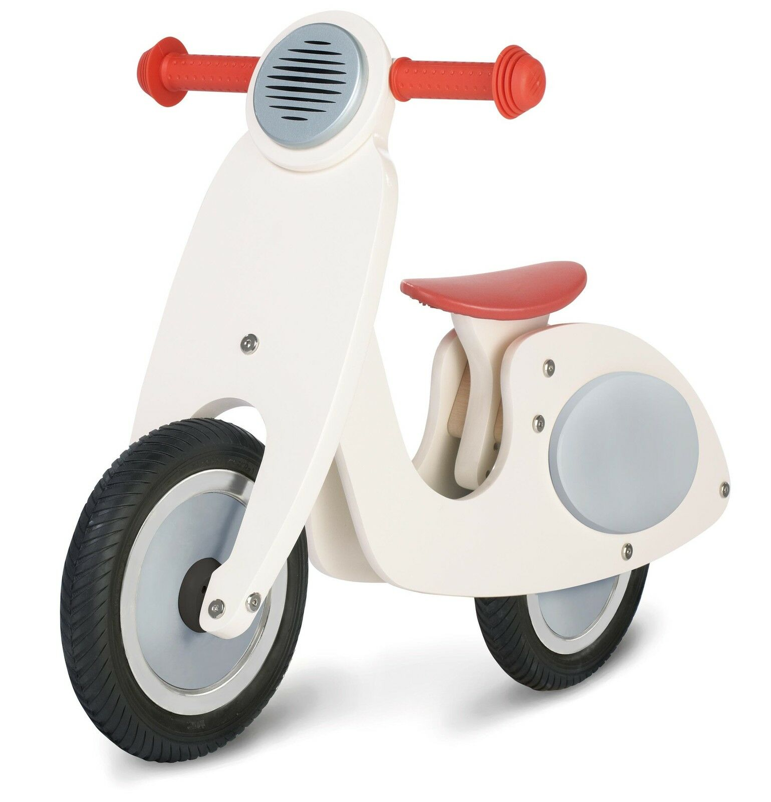 Laufrad Pinolino Vespa Wanda Weiss Holz Kinderlaufrad Kinderrad Zweirad Rad Neu