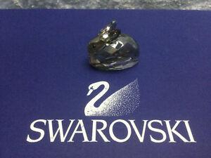 Swarovski Satin Hare Bunny Rabbit 1089977. 2011 Limited Online Edition. MIB