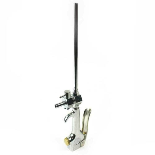 Interstate Pneumatics B305 Siphon Spray Gun Blow Gun with Valve and 8ft 1//4/""