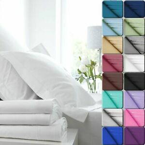 Egyptian-Comfort-1800-Count-Color-Sheets-Deep-Pocket-4-Piece-Bed-Sheet-Set