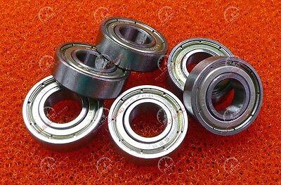 Metric Metal FLANGE Ball Bearings 9*17*5 F689z 10pcs F689zz 9x17x5mm