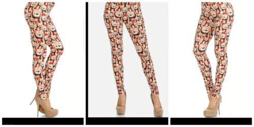 Women/'s Plus Size Leggings