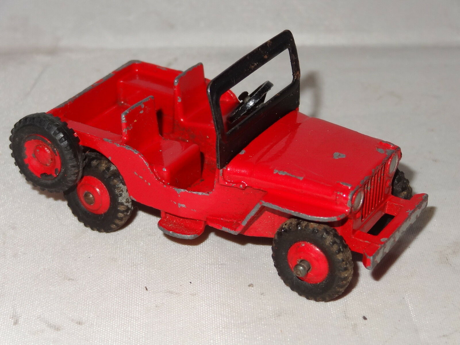 Dinky JEEP - 25Y   405