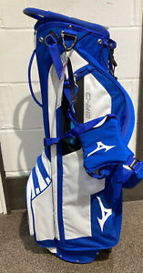 Mizuno Golf BR-DC Stand Bag Blue/White Staff Colours (BNWT)
