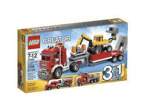 LEGO Creator Construction Hauler 31005, Brand New In Sealed Box, RetiROT Item
