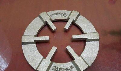 brass top plate for optimus primus 96 burner stove
