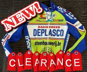 CLEARANCE-NEW-Doltcini-Windtex-Cycling-Long-Sleeved-Top-RRP-110-SALE-28-99-UK
