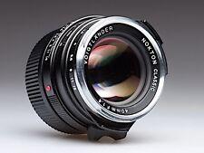 Voigtländer Nokton 40mm f/1.4 für Leica, Pen, Nex, etc.