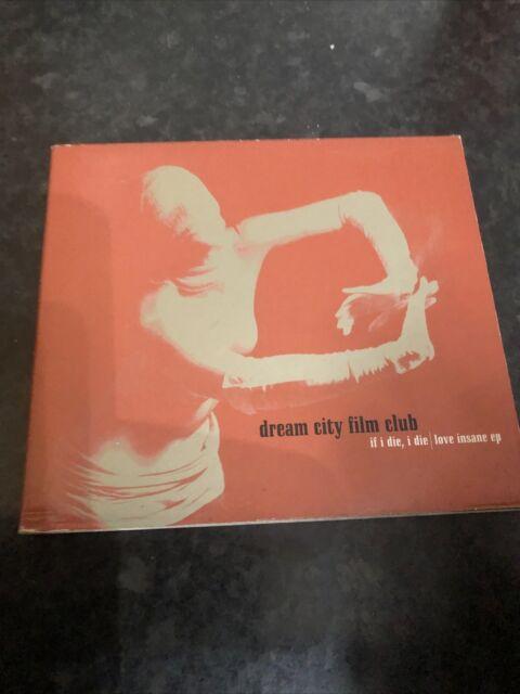Dream City Film Club | Single-CD | If I die, I die-love insane ep