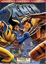 X-Men, Vol. 4 [2 Discs] DVD Region 1