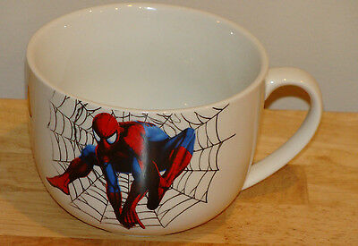 Amazing Spider-Man Mug Spider Sense Marvel Comics 20oz Ceramic Mug Great Artwork