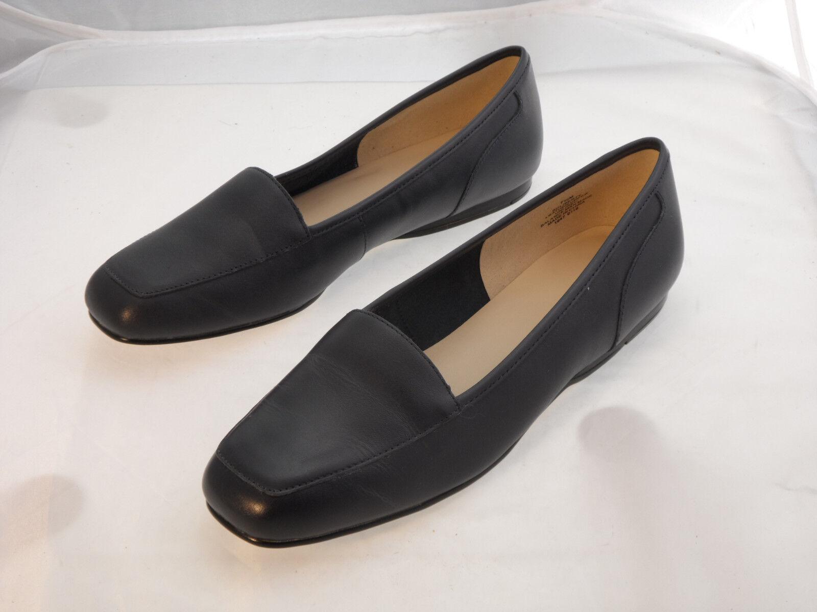 Bandolino Liberty Navy le Women Loafers US 7.5M
