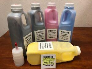 5-Toner-Refill-for-Epson-Aculaser-C9200-C9200N-C9200DN-C9200dtn-Refill-only