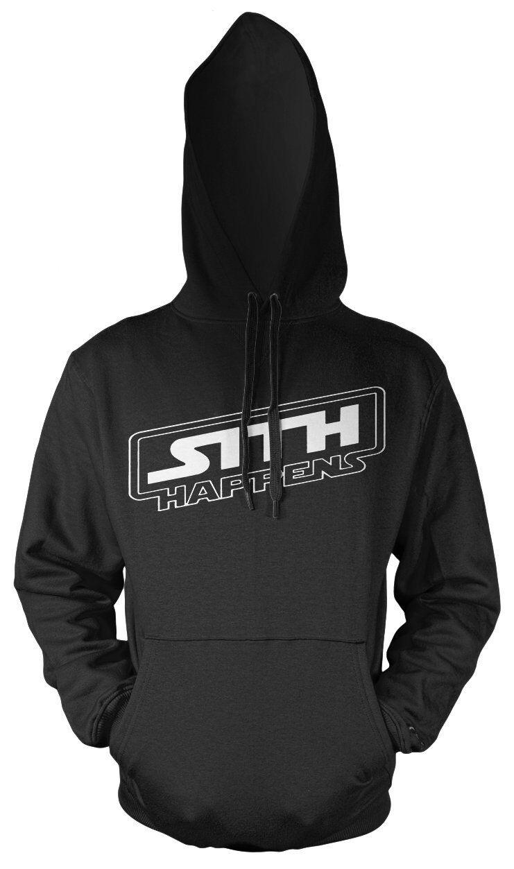 Sith Happens Kapuzenpullover | Star Wars Yoda Vader Empire Jedi Fun