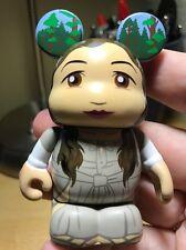 "Disney Star Wars Series 6 Return of The Jedi Chaser Princess Leia 3"" Vinylmation"