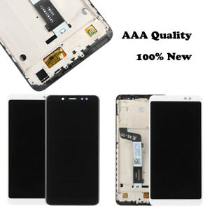 LCD Display Touch Screen Digitizer For Xiaomi Redmi Note5 Pro Brightness Adjust