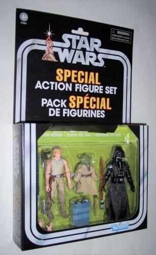 Star Wars 3.75 vintage Cave of Evil action spéciale Set Figure Target Neuf Scellé