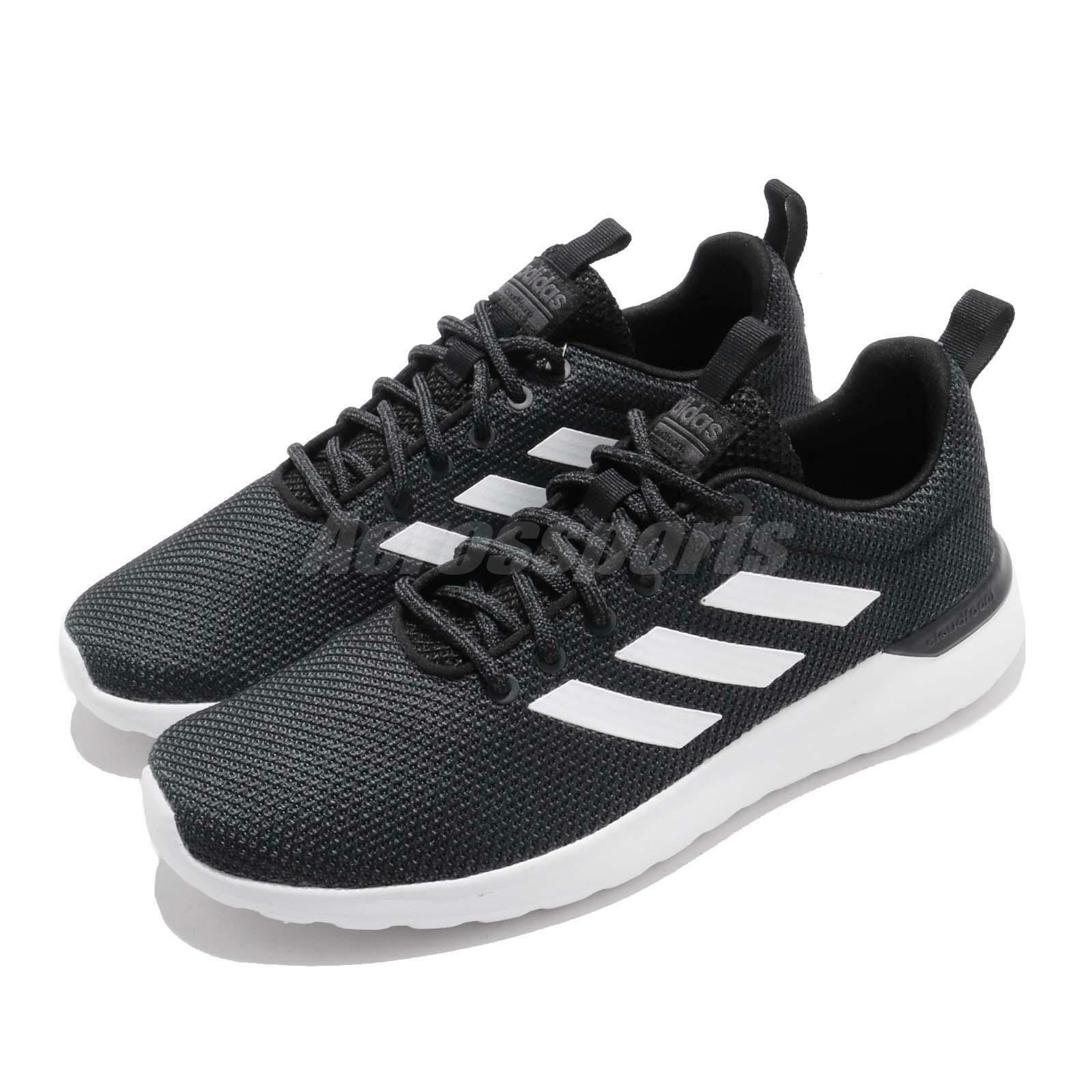 Adidas Lite Racer CLN White Grey Black Men Running Casual shoes Sneakers F34573