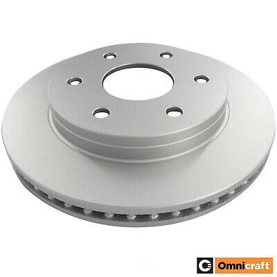 Disc Brake Rotor-Rear Disc Front OMNICRAFT QBRR198
