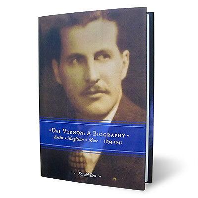 Dai Vernon  A Biography by David Ben - Book