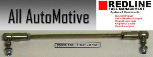 "8/"" Weber Carb Universal adjustable Throttle Linkage Rod swivel ends w//5mm end"
