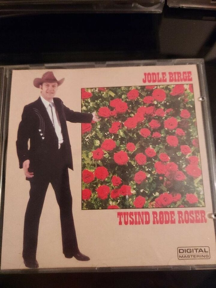 Jodle Birge: Tusind røde roser, pop