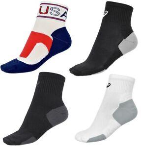 Details zu Asics Nimbus Quarter Running Socks Laufsocken Sport Socken  Herren Damen Kinder