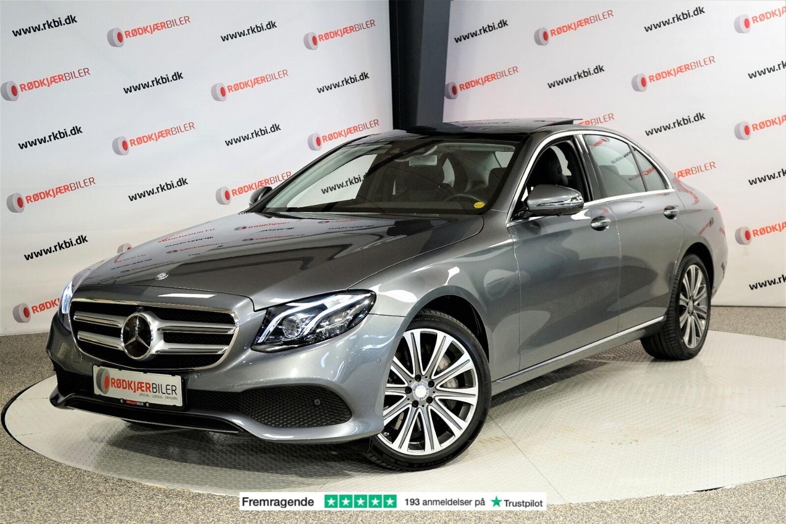 Mercedes E350 d 3,0 Avantgarde aut. 4d - 259.000 kr.
