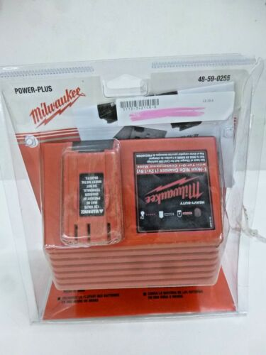 12.0 TO 18.0 VOLT 48-59-0255 NEW! MILWAUKEE BATTERY CHARGER