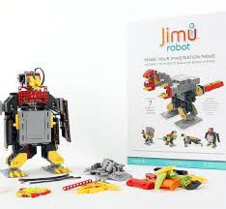 UBTECH Jimu Robot Interactive Robotic costruzione Block System Bre nuovo e Sealed