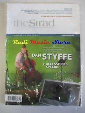THE STRAD Magazine SEALED Ottobre  2008 Dan Styffe  Heinrich Ernst NO cd dvd