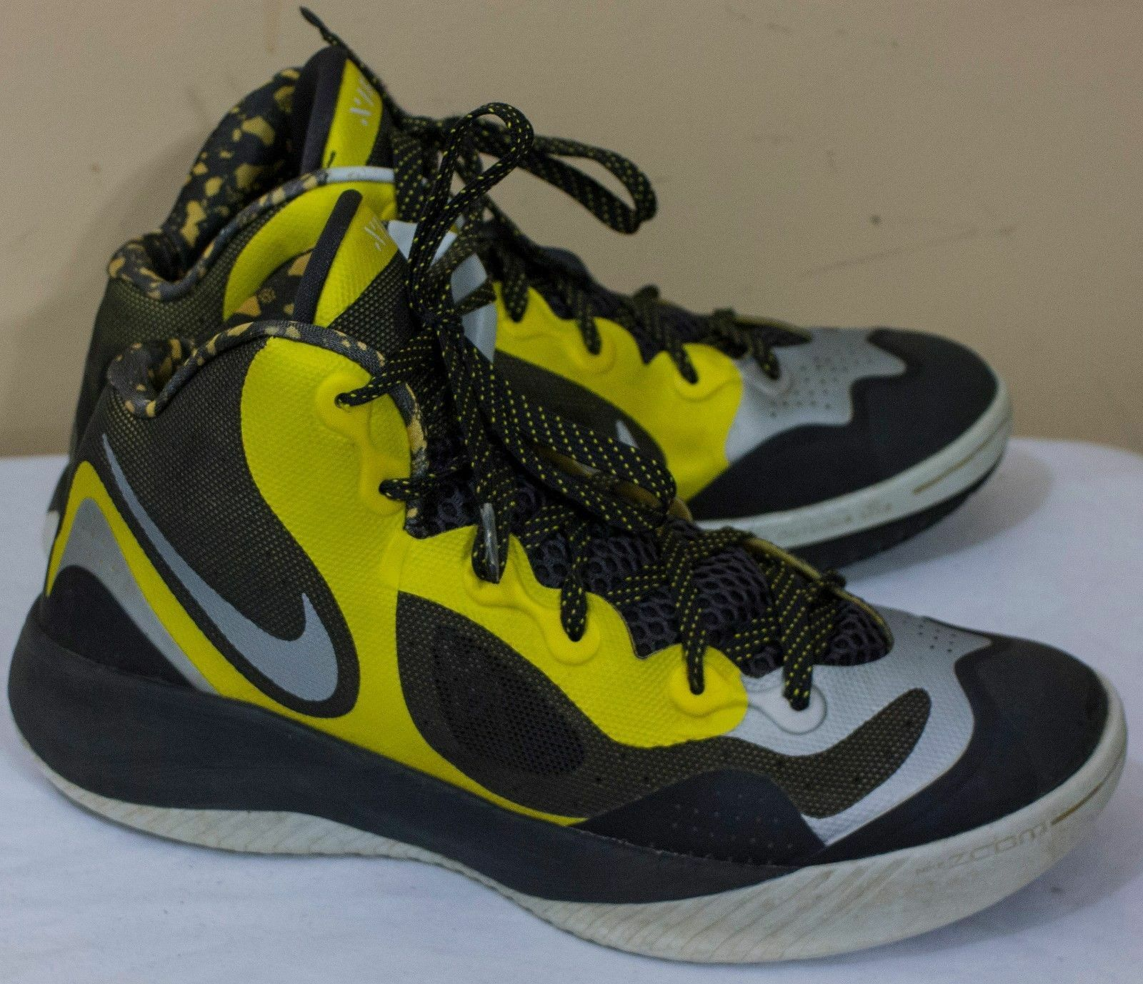 937f4fb6fa4 Nike Zoom Hyperfranchise XD Mens Basketball Shoes 579835 579835 579835 700  Size 8.5 0d0463