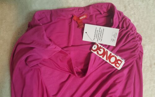 Juniors Pink Skirt Bongo brand S Small M Medium L Large XL NWT NEW $16.99