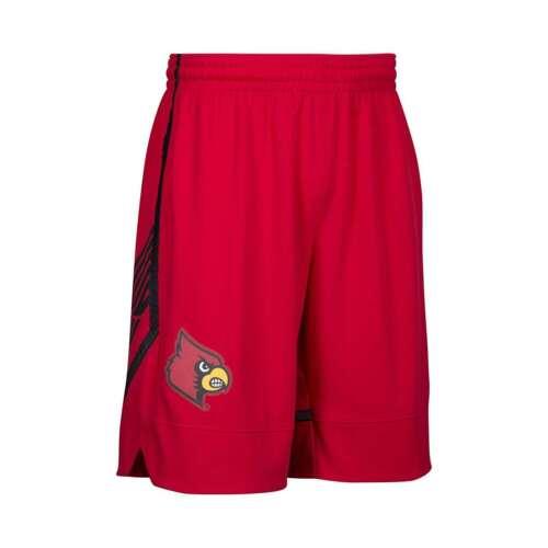 NCAA Louisville CARDINALS Fan Apparel Men Jersey Shorts Hoodie New